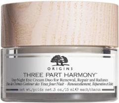Origins Gesichtspflege Augenpflege Three Part Harmony Day & Night Eye Cream Duo 30 ml