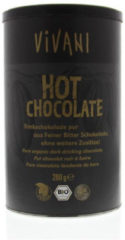 Vivani Hot chocolate drink 62% 280 Gram