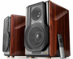 Edifier S3000PRO luidspreker 120 W Zwart, Hout Bedraad en draadloos