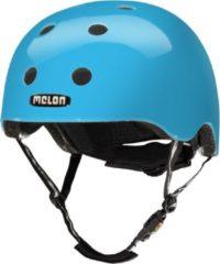 Melon Pure - Fietshelm - Maat XL/2XL (58-63 cm)- Blauw
