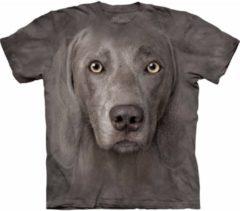The Mountain Honden T-shirt Weimaraner voor volwassenen L