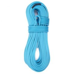 Blauwe Fixe - Siurana 9,6 - Full Dry - Enkeltouw maat 60 m turkoois/blauw