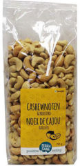 Terrasana Cashewnoten geroosterd zonder zout 750 Gram