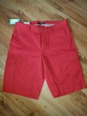 Brax korte broek rood maat 56