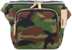 Harvest Label Bandai Hip Bag Camouflage