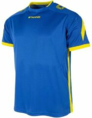 Blauwe Stanno Drive Match Sportshirt Unisex - Maat XXXL