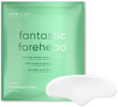 Apricot Beauty Forehead Pad met Hyaluronzuur Fantastic Forehead Masker