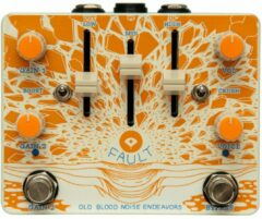 Old Blood Noise Endeavors Fault V2 Expanded Overdrive Distortion Pedal