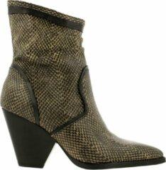 Zwarte Rehab Lizzy L Ankle Boot/Bootie Women Black 38