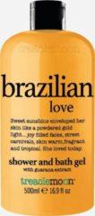 Treaclemoon Brazilian Love - Bath and Shower Gel - 500 ml.