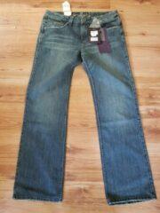 Blauwe IL'DOLCE Wide leg fit Jeans Maat W34 X L34