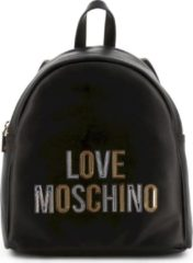 Zwarte Love Moschino - Rugzakken - Vrouw - JC4258PP07KI - black,gold