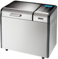 Brotbackautomat Backmeister Top Edition Unold Silber