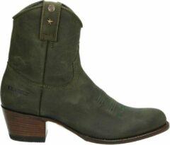 Groene Sendra 15861 Deborah dames boot - Khaki - Maat 41