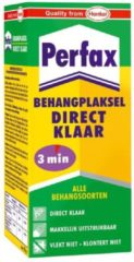 Perfax Metyl Direct Klaar Behanglijm Behangpoeder Behangplaksel - 200 Gram - Wit