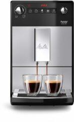 Zilveren Melitta Purista F230-101 koffiemachine