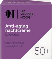 Dr Van der Hoog Dr Vd Hoog Anti aging nachtcreme 50+ 50 Milliliter