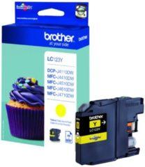 Original Tinte für brother MFC-J4510DW, gelb