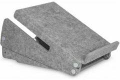 BakkerElkhuizen Ergo-Top 320 Circular Notebookstandaard Grijs 43,2 cm (17 )