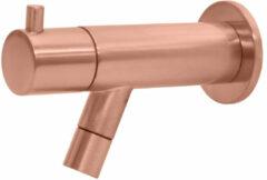 Roze Inbouw Toiletkraan Best Design Spador Lyon 1-hendel 11.9 cm Mat Rose Goud