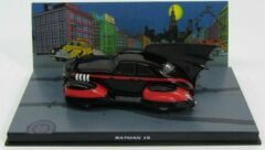 BatMobile BatMan 5 1941 Black / Red