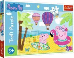 Trefl Puzzel Peppa Pig : 24 stukjes