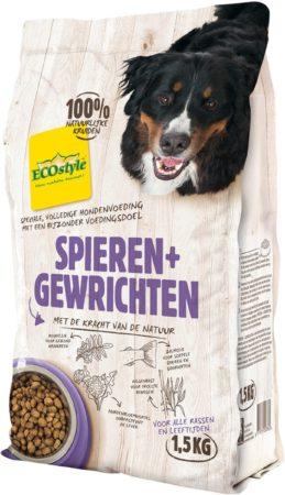 Afbeelding van Ecostyle Vitaalspeciaal Spieren & Gewrichten Hondenvoer - Gevoelige Stelsel - 1.5 kg