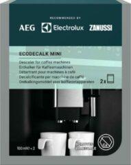 AEG / Electrolux Ontkalker ontkalkingsmiddel 2x 100ml antikalk inbouw koffiezetapparaat koffiemachines Aeg Electrolux