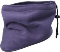 Thinsulate nekwarmer sjaal paars