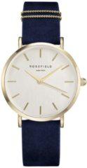 Gouden Rosefield The West Village horloge WBUG-W70