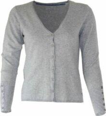 MOOI! Company - Basis vest - dames model - Naomi - Kleur Wit - XL