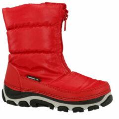 Rode Bergstein Bn120-08 meisjes sneeuwlaars