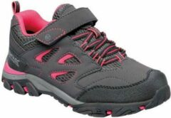 Regatta - Kids' Holcombe IEP V Waterproof Walking Shoes - Sportschoenen - Kinderen - Maat 35 - Grijs