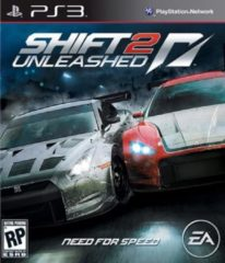 Electronic Arts Need For Speed: Shift 2 Unleashed - PS3