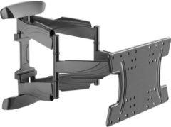 Zwarte MyWall My Wall premium muurbeugel voor OLED schermen tot 65 inch / full motion
