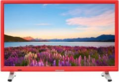"MEDION® LIFE® P13500 Fernseher, 54,6 cm (21,5"") LED-Backlight, HD Triple Tuner, integrierter Mediaplayer, CI+ Modul, rot"