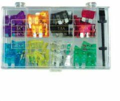 Kabeldirect Fixapart AMF ASS80 MINI Assortiment Mini Autozekeringen 80 Stuks