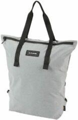 Grijze Dakine Packable Tote Pack 18L greyscale