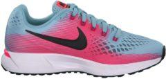 Rosa Laufschuh Air Zoom Pegasus 34 (W) 880561-406 Nike Mica Blue/White-Racer Pink-Sport Fuchsia
