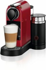 Krups Nespresso CitiZ&Milk espressomachine - Cherry Red XN7615