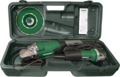 HiKOKI/Hitachi G23SW2 GPZ G13SR4 haakse slijpmachineset in koffer