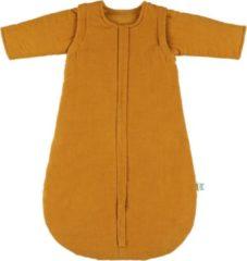 Gele Trixi Baby Trixie Baby winter slaapzak Ribble Ochre 70 cm