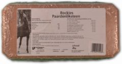 Rockies Liksteen Paard Naturel - Voedingssupplement - 2 kg