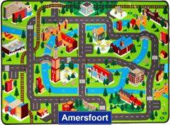 Jouw Speelkleed Amersfoort - Verkeerskleed - Speeltapijt.