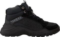 Red-Rag Jongens Hoge sneakers 13289 - Zwart - Maat 38
