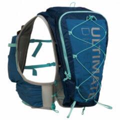 Ultimate Direction - Mountain Vesta 5.0 - Trailrunningrugzak maat 12,7 l - M, blauw/zwart/grijs