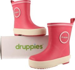 Druppies Regenlaarzen - Fashion Boot - Roze - Maat 24