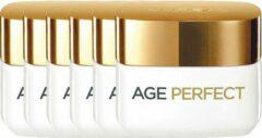 L'Oréal Paris Loreal Paris Dermo Expertise Age Perfect Classic Oogcreme Voordeelverpakking