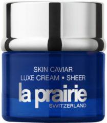 La Prairie Skin Caviar Luxe Cream Sheer Dag- en Nachtcrème 50 ml