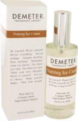Demeter Nutmeg Ice Cream Cologne Spray 120 Ml For Women